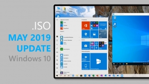 Download diretto .ISO Windows 10 May 2019 Update